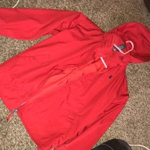 Red Jacket Polo by Ralph Lauren